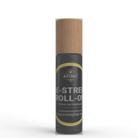 destress aromatic essential oil roll on