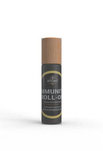 immunity aromatic essential oil roll on