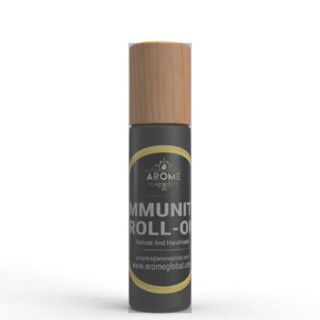 immunity aromatic essential oil roll on