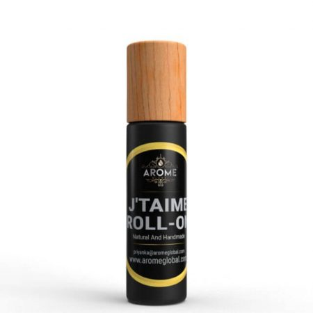 jtaime aromatic essential oil roll on